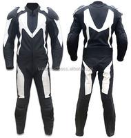 motorbike wear leather in Pakistan racing leather suit , custom leather motorcycle racing suit