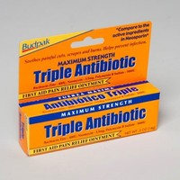 OINTMENT PAIN RELIEF TRIPLE ANTIBIOTIC .5OZ 5 PANEL #94449