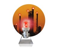 Led Obstruction Lights for High Structures