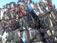 TPO Plastic Car Bumper Scrap