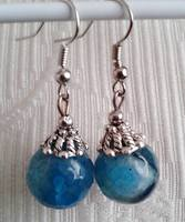 Semi=precious stones and Beaded Earrings