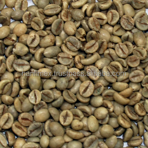 VIETNAM ROBUSTA COFFEE GREEN BEANS EXPORTED