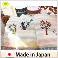 japanese wholesale products for the retailers Asia / high quality towels made in Japan