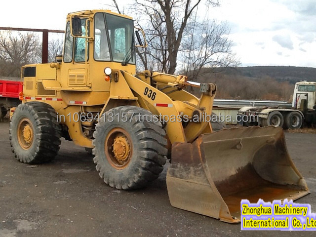 used cat 936 wheel loader, used caterpillar cat 936e wheel loader Front Payloader 3T 936 Small WheelLoaders With CE for sale