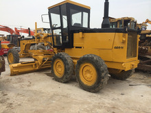cheap used japan made komatsu motor grader in good work condition