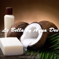 Whitening Coconut Oil Soap LA BELLA