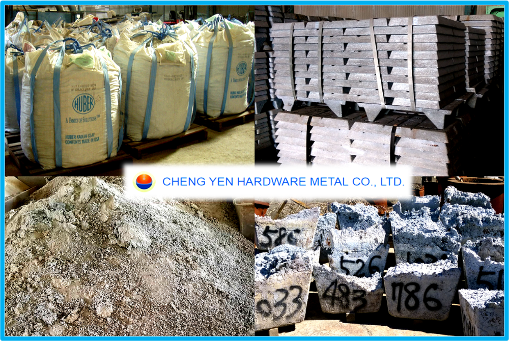 High Quality zinc dross scrap