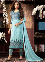 Embroidery Pakistani Dress Material