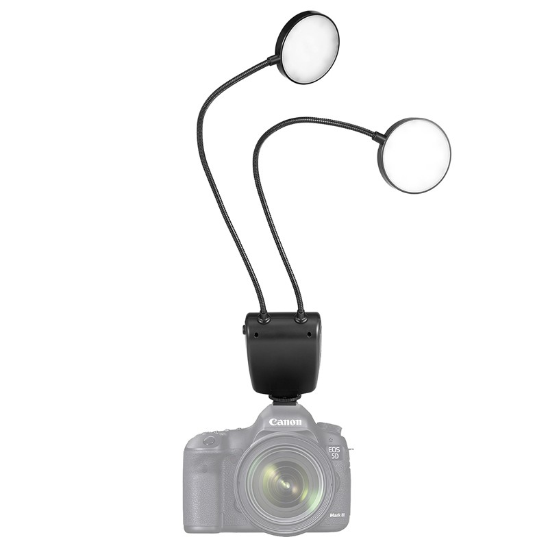 led ring light for canon or nikon or Panasonic or Olympus