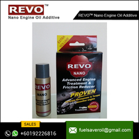 Revo Engine oil additive and Lubricants for Noticeably Smoother and Quieter Engines