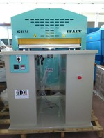 PNEUMATIC ROTARY FUSING MACHINE GDM MACHINERY MOD.PR80