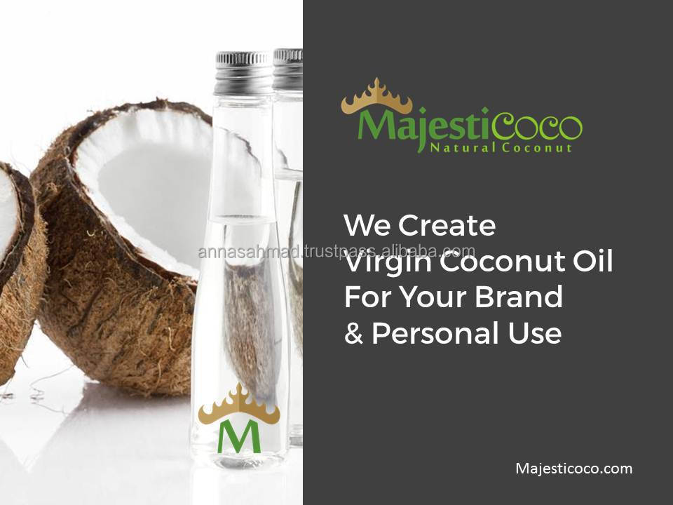 virgin coconut oil in bulk