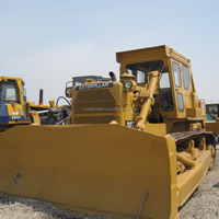 Cheap used Japan D8K bulldozer for sale in Shanghai