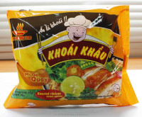 """Khoai Khau"" Instant Noodles 60g - CHEAP Product Line for African Market"
