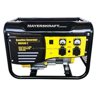 Mayerskraft MK9500-2 Gasoline Power Generator, 5000 Watt rated power