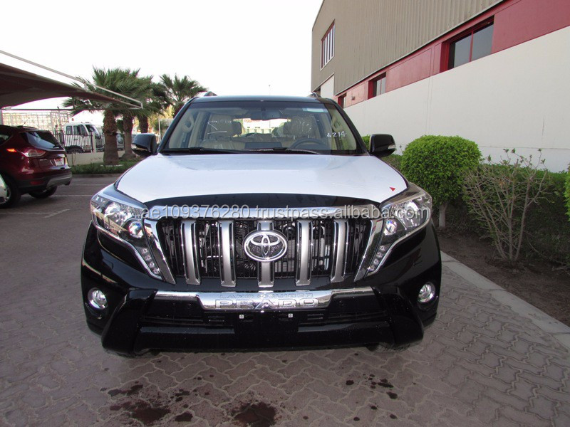 TOYOTA PRADO 3.0L VX TURBO DIESEL FULL OPTION 2015