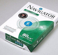 Navigator Universal Paper A4 80gsm White Ream