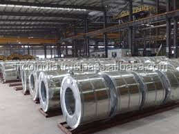 Hot Dipped Galvanized Coils From India