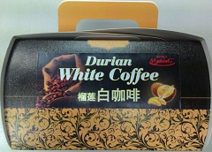 Durian White Coffee