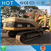 Earth-Moving Machinery, Caterpillar Used Excavator Construction Machine 320C For Sale
