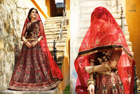 Indian bridal lehenga 10002 Mohini lehegas
