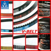 Mitsuboshi transmission V belt 3V treadmill from Japanese Supplier