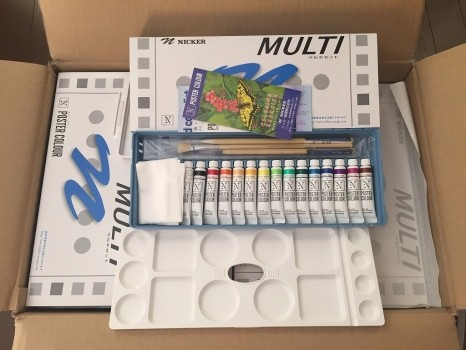 KURETAKE ink brush FUDE muji pens made in Japan fabric marker wholesale
