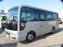 Used RHD Nissan Civilian Bus 30 2007