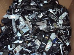 Cell Phone Scraps and Old Used Phone