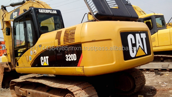 CAT 320D used excavator used excavator for sale canada sell