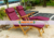Outdoor Furniture - Teak Steamer Chaises Lounger Manufacturers