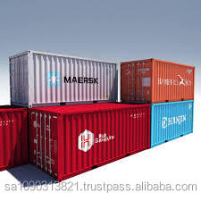 "Construction Portable 10"" 20"" 30"" 40"" Shipping Containers for Sale Dammam Saudi Arabia"