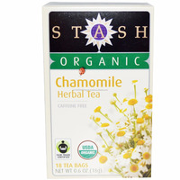 Stash Tea, Organic Chamomile Herbal Tea