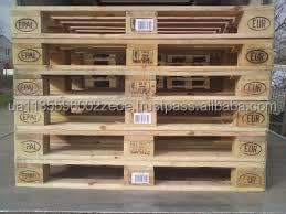 EPAL Euro pallets for sale at cheap price