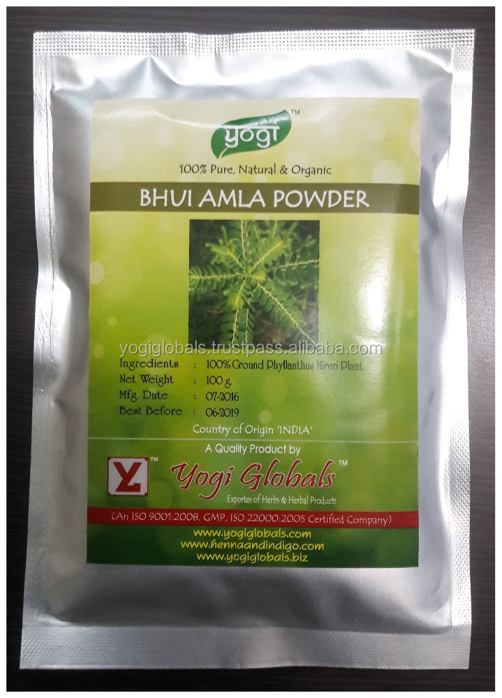 Bhui Amla Powder