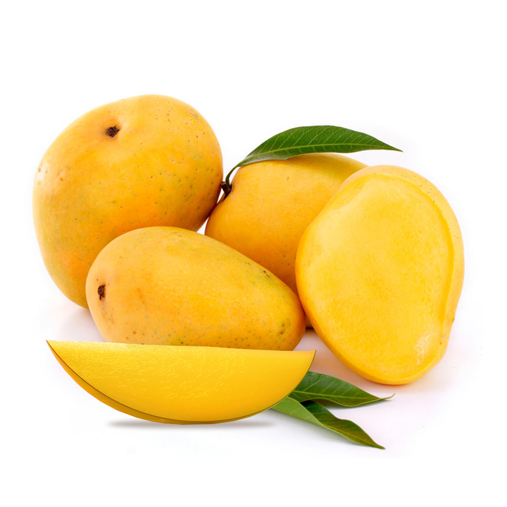 Fresh Kesar Green Mango Fruits