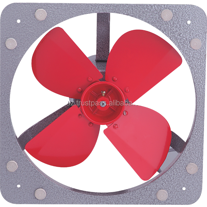 Exhaust Fan Metal , Electric Exhaust Fan