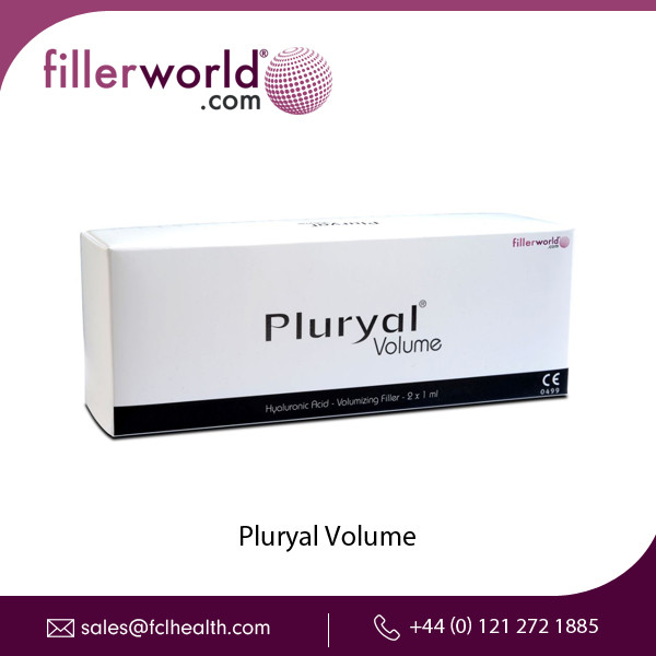 Widely Used Face Volume Restoring Pluryal Volume (2x1ml) for Sale