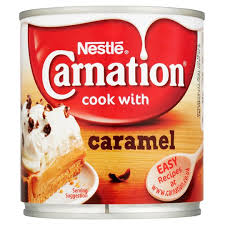 CARNATION CONDENSED MILK CARAMEL 397G