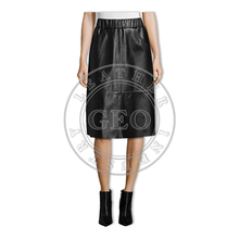 Genuine Sheep Leather Skirt Supplier All Weather 2017 Season