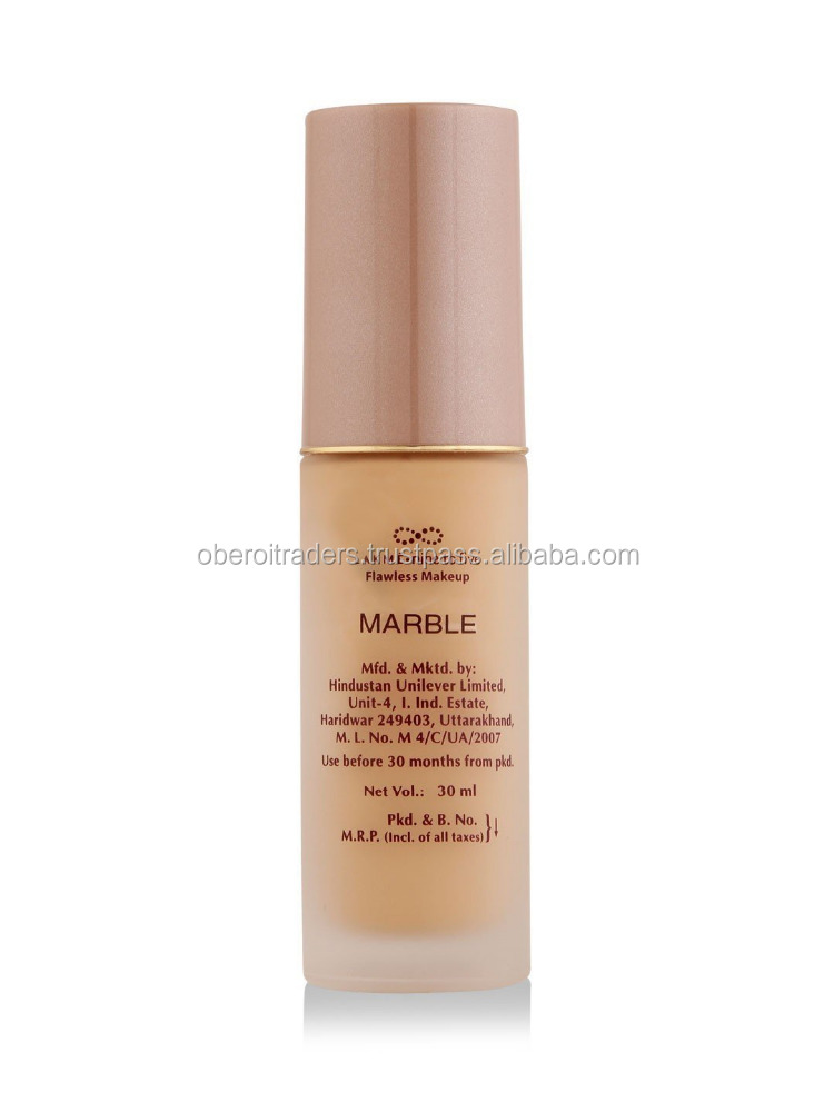 Lakme Nine to Five Flawless Makeup Foundation In Marble - 30ml