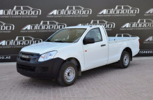 ISUZU DMAX SINGLE CABIN PICKUP 2016