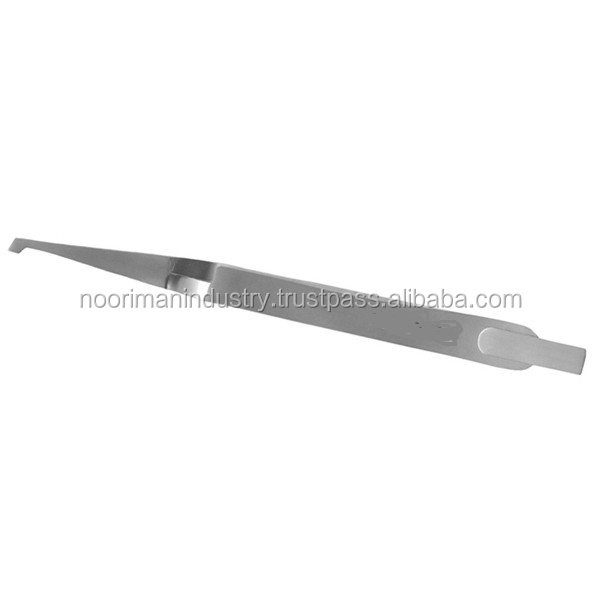 anterior-bonding-tweezers-with-slot-aligner/orthodontic tweezers in stock