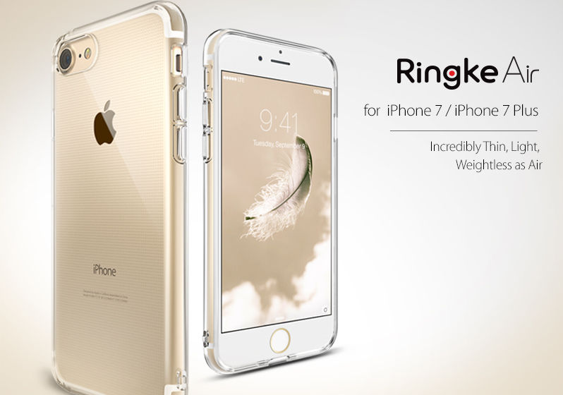 [Ringke] Ringke Air Smart Phone Case For iPhone SE