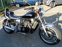 1984 Kawasaki ZL 900 Eliminator. Very original low mileage muscle bike. Lovely!