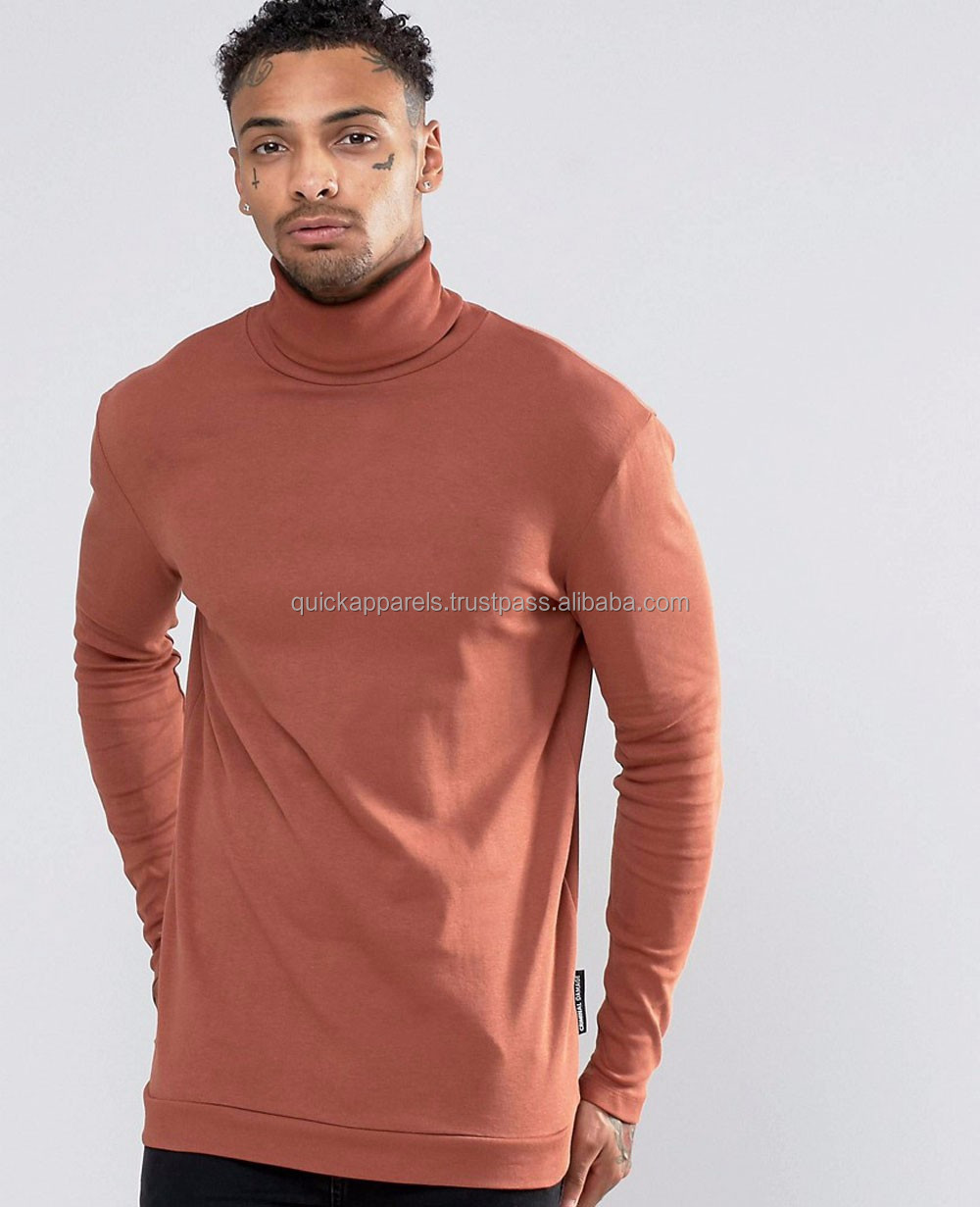 Fashion design long sleeve t shirt men cotton round neck t-shirts cheap t shirt clothes cheap blank t shirt wholesale