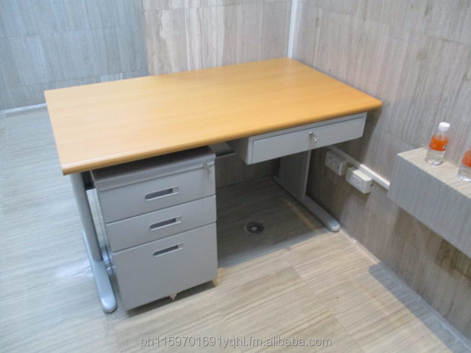 P7950 Office Table ( Partition&Office Furniture)