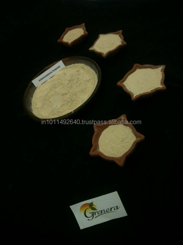 Powder Of Ashwagandha Root - HERBAL SUPPLEMENT
