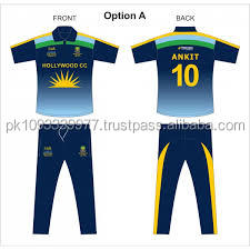 cricket uniform cricket jersey,Professional custom logo sublimated cricket uniforms