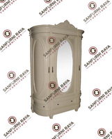 French Style Armoires or Wardrobe One Door